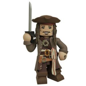 パイレーツ オブ カリビアン Pirates of the Caribbean フィギュア : Dead Men Tell No Tales Jack Sparrow Vinimate Vinyl Figure|fermart-hobby