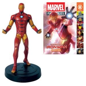アイアンマン Marvel Fact Files Special #16 Iron Man Statue with Collector Magazine fermart-hobby