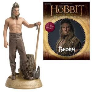 ロード オブ ザ リング イーグルモスパブリケーションズ イーグルモス Eaglemoss Publications The Hobbit Beorn Figure with Collector Magazine #19|fermart-hobby