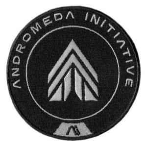 マスエフェクト Mass Effect グッズ Andromeda Apex Force Embroidered Patch fermart-hobby