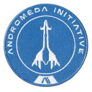 マスエフェクト Mass Effect グッズ Andromeda Tempest Crew Embroidered Patch fermart-hobby