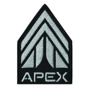 マスエフェクト Mass Effect グッズ Andromeda Apex Embroidered Patch fermart-hobby
