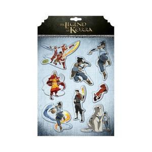 アバター ダークホース Dark Horse Avatar The Legend of Korra Magnet Set|fermart-hobby