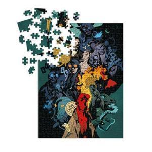 ヘルボーイ Hellboy ゲーム・パズル Universe Deluxe 1,000 Piece Puzzle|fermart-hobby