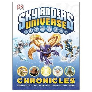 スカイランダーズ ディーケーパブリッシング DKパブリッシング DK Publishing Skylanders Universe The Skylanders Chronicles Hardcover Book|fermart-hobby