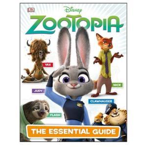 ズートピア ディーケーパブリッシング DKパブリッシング DK Publishing Disney Zootopia The Essential Guide Hardcover Book|fermart-hobby