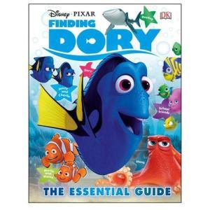 ファインディング ドリー Finding Nemo / Finding Dory 本・雑誌 Disney Pixar Finding Dory The Essential Guide Hardcover Book|fermart-hobby