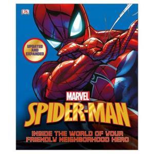 スパイダーマン Spider-Man 本・雑誌 : Inside the World of Your Friendly Neighborhood Hero Updated Edition Hardcover Book fermart-hobby
