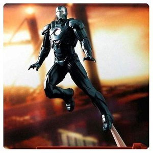 アイアンマン Iron Man フィギュア 3 Mark 16 Black Stealth Nightclub Suit Mini-Figure fermart-hobby