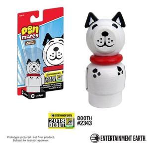 アニマルズ Animals グッズ Luckee the Dog Pin Mates Wooden Collectible|fermart-hobby