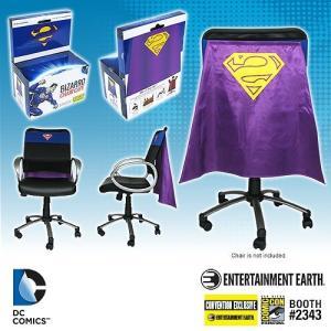 DCコミックス エンターテインメントアース Entertainment Earth Bizarro Chair Cape|fermart-hobby
