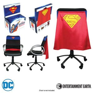 スーパーマン Superman グッズ Classic Chair Cape|fermart-hobby