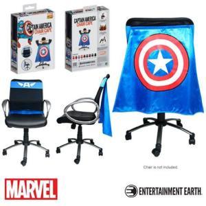 キャプテン アメリカ Captain America グッズ Classic Chair Cape|fermart-hobby