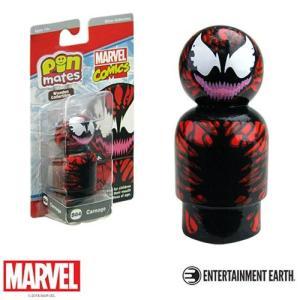 スパイダーマン Spider-Man グッズ Carnage Pin Mate Wooden Collectible fermart-hobby