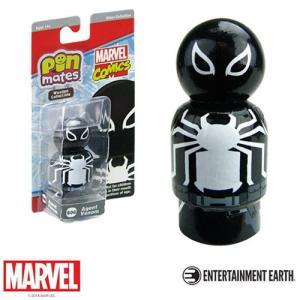 スパイダーマン Spider-Man グッズ Agent Venom Pin Mate Wooden Collectible fermart-hobby