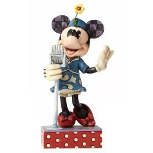 ミッキーマウス Mickey Mouse 彫像・スタチュー Disney Traditions Minnie Mouse Sweet Harmony Statue fermart-hobby