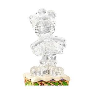 ミッキーマウス Mickey Mouse 彫像・スタチュー Disney Traditions Ice Bright Illuminated Statue by Jim Shore fermart-hobby