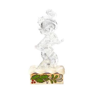 ミッキーマウス Mickey Mouse 彫像・スタチュー Disney Traditions Ice Bright Minnie Mouse Illuminated Statue by Jim Shore fermart-hobby