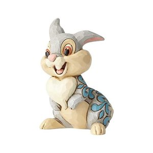 バンビ Bambi 彫像・スタチュー Disney Traditions Thumper Statue by Jim Shore|fermart-hobby