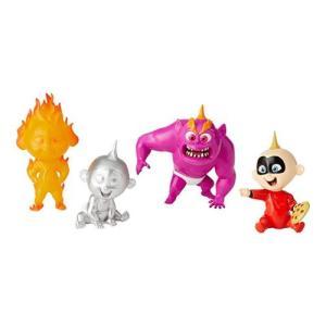 Mr.インクレディブル Incredibles フィギュア 2 Jack-Jack Grand Jester Studios Vinyl Figure Set|fermart-hobby