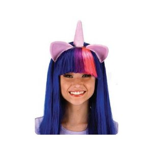 マイリトルポニー エロープ Elope My Little Pony Friendship is Magic Twilight Sparkle Wig with Ears|fermart-hobby
