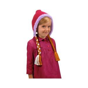 アナと雪の女王 アナ雪 エロープ Elope Disney Frozen Anna Laplander Hat|fermart-hobby
