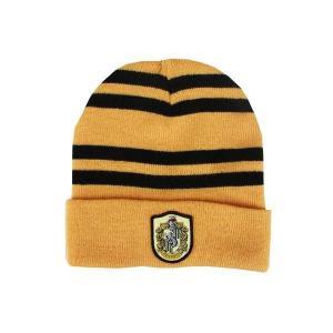 ハリー ポッター エロープ Elope Harry Pottter Hufflepuff House Beanie Hat|fermart-hobby