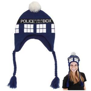 ドクター フー エロープ Elope Doctor Who TARDIS Laplander Hat|fermart-hobby
