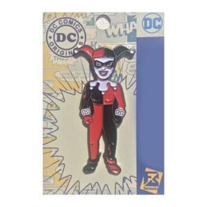 ハーレー クイン Harley Quinn グッズ Batman: The Animated Series Pin black/red|fermart-hobby