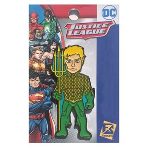 アクアマン Aquaman グッズ The New 52 Pin green/yellow|fermart-hobby