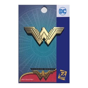 ワンダーウーマン Wonder Woman グッズ Movie Logo Pin|fermart-hobby