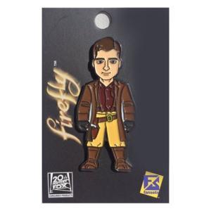 セレニティー Firefly/Serenity グッズ Firefly Malcolm Reynolds Pin brown fermart-hobby