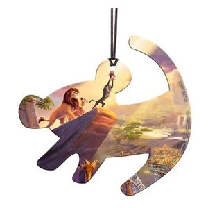 ライオン キング Lion King グッズ Disney The Thomas Kinkade Hanging Acrylic Print|fermart-hobby