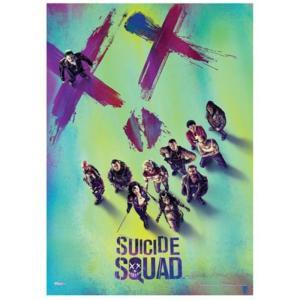 スーサイド スクワッド マイティープリント Mightyprints Suicide Squad Squad MightyPrint Wall Art Print|fermart-hobby
