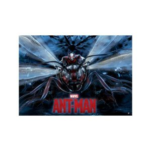 アントマン マイティープリント Mightyprints Ant-Man Flying MightyPrint Wall Art Print|fermart-hobby