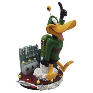 ルーニー テューンズ Looney Tunes フィギュア Daffy Duck as Duck Dodgers Bobble Head|fermart-hobby