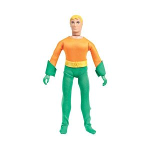 アクアマン フィギュアーズトイ Figures Toy Company Justice League 8-Inch Retro Series 1 Aquaman Action Figure|fermart-hobby