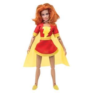 シャザム Shazam! 可動式フィギュア DC Comics Kresge Style Series 3 Mary Marvel 8-Inch Retro Action Figure|fermart-hobby