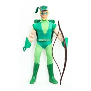 グリーン アロウ フィギュアーズトイ Figures Toy Company DC Retro Super Powers 8-Inch Series 1 Green Arrow Action Figure|fermart-hobby