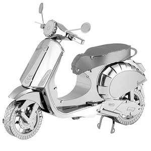 乗り物 Vehicles プラモデル Vespa Primavera Metal Earth Model Kit|fermart-hobby