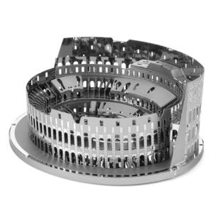 ランドマーク Landmarks プラモデル Roman Colosseum Metal Earth Iconx Model Kit|fermart-hobby