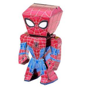 スパイダーマン Spider-Man プラモデル Metal Earth Legends Model Kit fermart-hobby