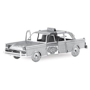 乗り物 Vehicles プラモデル Checker Cab Metal Earth Model Kit|fermart-hobby
