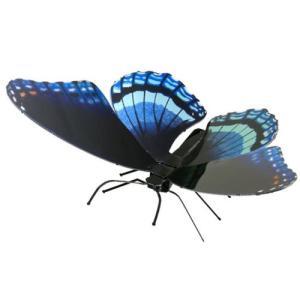 アニマルズ Animals プラモデル Red-spotted Purple Butterfly Metal Earth Model Kit|fermart-hobby