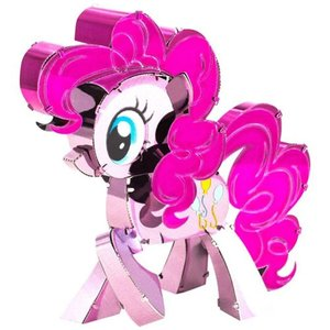 マイリトルポニー My Little Pony プラモデル Metal Earth Pinkie Pie Model Kit|fermart-hobby