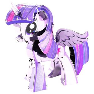 マイリトルポニー My Little Pony プラモデル Metal Earth Twilight Sparkle Model Kit|fermart-hobby