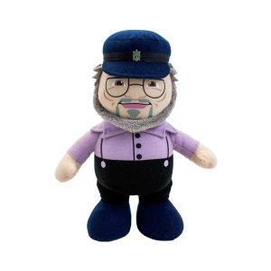 ゲーム・オブ・スローンズ ファクトリーエンターテインメント Factory Entertainment George R. R. Martin 12-Inch Deluxe Talking Plush|fermart-hobby