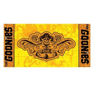 グーニーズ ファクトリーエンターテインメント Factory Entertainment The Goonies Beach / Bath Towel|fermart-hobby