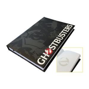 ゴーストバスターズ ファクトリーエンターテインメント Factory Entertainment Ghostbusters Black Leather Journal|fermart-hobby