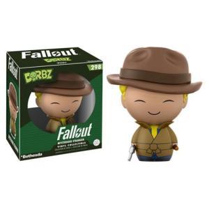 フォールアウト Fallout フィギュア Vault Boy Mysterious Stranger Dorbz Vinyl Figure fermart-hobby